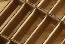 carton et papier cardboard and paper
