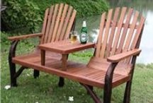 Outdoor Furniture / Outdoor furniture, built to last! Making memories inside and out!