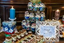 Candy Bar by Kristall Cakes & Bel Film Studio / Candy Bar
