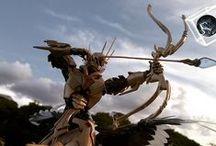 Armadura de ouro Sagitário - Sagittarius golden armour / Painel dedicado às esculturas feitas por mim.    Redes:https://www.facebook.com/MAGBth/ https://instagram.com/magbth/ https://www.youtube.com/user/nyandih https://twitter.com/MAGBth https://plus.google.com/107066515401404726905/posts  Site: http://matheusagb.wix.com/magbth
