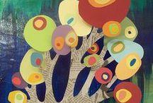 Enfants forêts/nature / by marie petroni