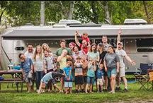 Traveling Community / Community can be had while traveling with your family
