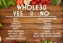 Whole 30 in a Tiny Kitchen