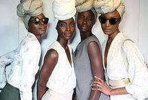 Batya Turbanista / An assortment of head wraps for your crown of glory