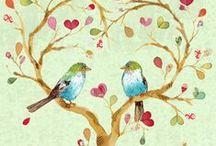 Inspiration for painting - Inspiratie voor 't schilderen / Beelden waarvan ik inspiratie van krijg voor het schilderen