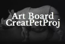 Artwork / by Creative Pet Project