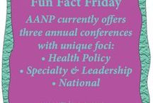 AANP Conferences / Please join AANP and your colleagues for exciting networking and continuing education opportunities at one of our many popular conferences.