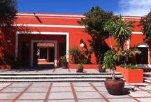 Hotel Villas Arqueologicas / Ubicado en Cholula Puebla www.villasmex.com 01800 55 777 55