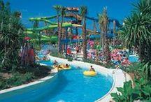 Theme parks :)