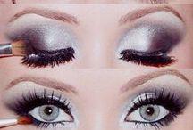 MAKE UP / make up, makijaż, oczy, usta, cienie, kolory
