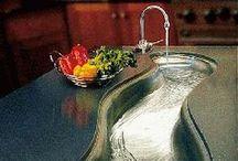 KUCHNIA / kuchnia, wyposażenie, kuchenka, zmywarka, zlewozmywak, jadalnia