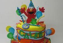 URODZINY / urodziny, tort, świeczki, bal