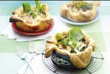 *FOOD* Quiches -Hartige Taarten