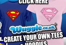 Wuggle.co.uk / Check out all our product ranges at wuggle.co.uk - We are the UK's number one for custom t shirts & custom hoodies.