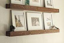 home design: shelves