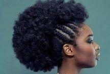 Women's Afros