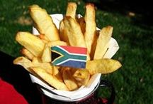 Tastes of the Rainbow Nation / We're a country that loves food! Experience the tastes of a Rainbow Nation with us as we explore delicious South African cuisine... / by City Lodge