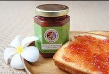 Gourmet Products / We have a wonderful variety of gourmet products.