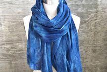Susan Eastman / scarves / scarves that i make   ➛susaneastman.com