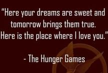 Hunger Games / by Whovian Tribute