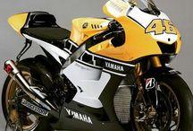 Yamaha M1 livery