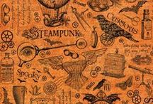 Steampunk Printables