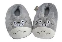 """I want to wear Totoro everyday! / When I go to get dressed in the morning one thought occurs to me: """"I don't have enough Ghibli in my wardrobe"""""""
