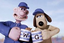 Wallace+Gromit / by Kyleigh Boese