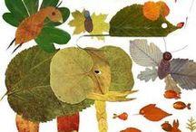 Őszi falvelek / Autumn leaves