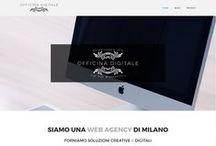 Web Design - OfficinaDigitale.io / Portfolio di Officina Digitale