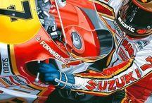 Suzuki GP Livery
