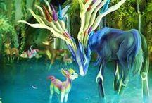csodálatos állatos rajzok és illusztrációk