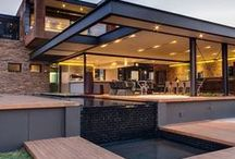 Houses / Home Design | Houses | Exteriors | Architecture | Interior Spaces | Home Decoration | Furniture