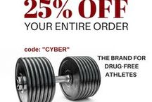 "CYBER MONDAY SALE / ""THE SYSTEM™"" provides active athletes an optimal blend of vitamins, minerals and nutrients; at the precise time the body needs them.    Compliant with the World Anti-Doping Agency Testing Standard, our products are proven to: Build Lean Muscle Mass Experience Higher Intensity Workouts Increase Strength & Energy Levels Recover Faster 100% Banned Substance Free"