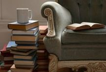 Book Nooks / A collection of beautiful and interesting book nooks - the perfect reading hideaway!