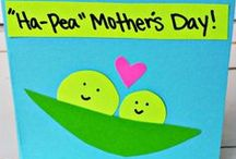 Happy Mother's Day / A collection of pins for Mother's Day, including crafts, gift ideas and quotes. #Mothers #Day #Love