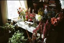 My dream  / inspiring ideas for my flower studio !