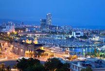 Barcelona, the capital of Catalonia. / I'm in love with Barcelona / by Jordi Gemini