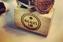 Malala's Lab / www.malalaslab.com Malala's Lab is in Madrid, Spain. I can do any kind of furniture with palets for your home or your restaurant