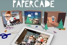 #papercade / Our favourite fan-made photos and videos from the #papercade hashtag.