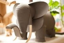 Craftastic Papercraft / Awesome papercraft projects we find around Pinterest and the web.