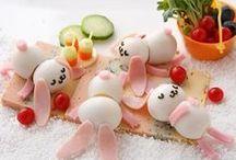 Mat dekorasjoner