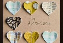 ...überall sind Herzen / by Angie O.