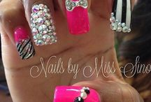 Nails / by Karli Jensen:)