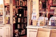 """Bibliotecas y librerías / """"Siempre imaginé que el Paraíso sería algún tipo de biblioteca"""". Borges."""
