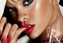 Rihanna... i inne / moda i sukces