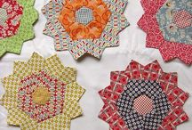 Hexagons quilten