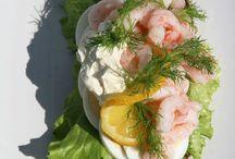 Smørrebrød and other Danish food / by Karina from Kalifornia