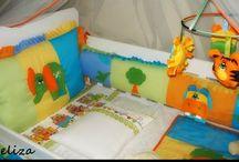 primeiro quarto - safari / decoração quarto de bebe, safari