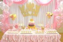 Little Girls Parties